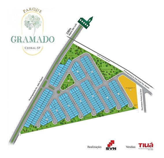 Parque Gramado - Cedral - Localizado A 600 M Do Centro Da C - 1033-1-765258