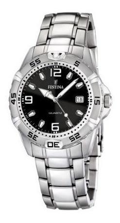 Relojes De Pulsera Para Hombre Relojes F16636/4 Festina