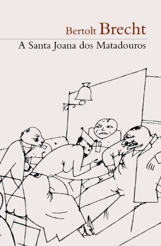 Livro A Santa Joana Dos Matadouros - Novo