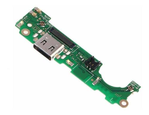 Conector Carga Usb Xperia Xa2 Ultra H3223 Placa+ Microfone