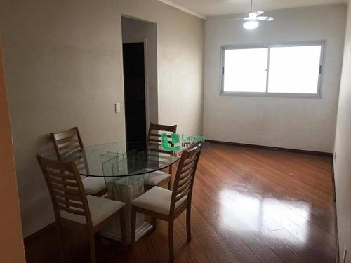 Imagem 1 de 30 de Apartamento Para Alugar, 58 M² Por R$ 1.400,00/mês - Freguesia Do Ó - São Paulo/sp - Ap1258