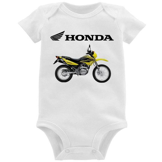 Body Bebê Moto Honda Nxr 150 Bros