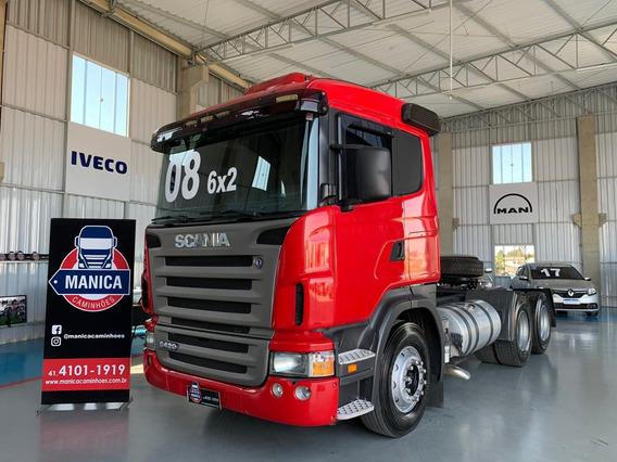 Scania G420 6x2 2008