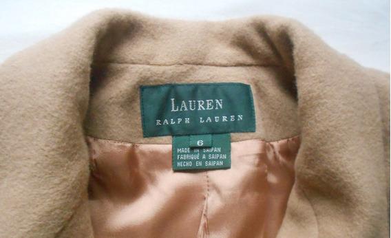 Blazer Tweed Feminino Ralph Lauren Original