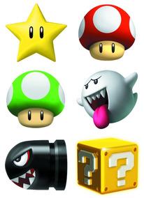 Imãs De Geladeira ( Super Mario )