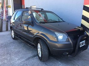 Ford Ecosport 2.0 Xlt Plus 2007 Impecable Permuto Oportunida
