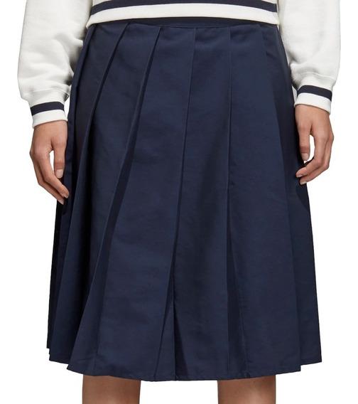 Falda Atletica Originals Jupe Mujer adidas Cd6897
