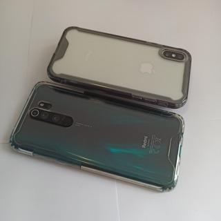 Forro Acrílico Tpu Antigolpe Xiaomi Redmi Note 8 Pro Mi 9 Se