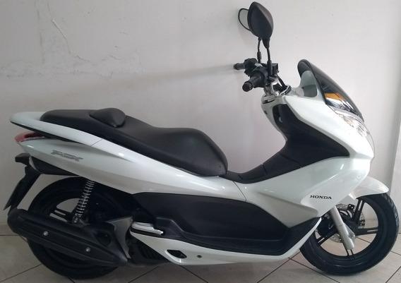 Honda Pcx 150 2015 Branca