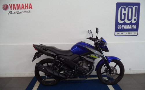 Imagem 1 de 7 de Yamaha Ys 150 Fazer Sed 2022