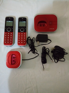 Teléfono Motorola Inalmbrico Gate 4800