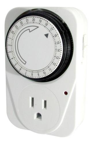 Timer Mecanico, Encender Y Apagar Electrodomesticos