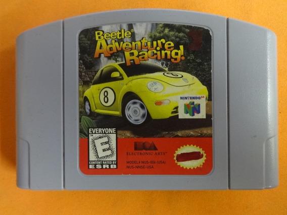 Beetle Adventure Racing Original Nintendo 64 N64
