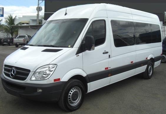 Sprinter 415 Van Luxo T.a Longa 2015