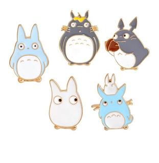 Pin Metalico Importado Mi Vecino Totoro Miyazaki Anime S