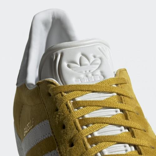 gazelle adidas hombre amarillas