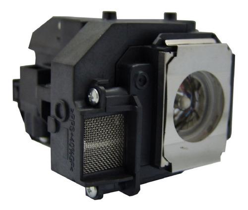 Imagen 1 de 4 de Lampara Para Proyector Epson H319a H364a Presenter L Elplp56