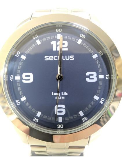 Relógio Seculus Masculino 28977g0sna2