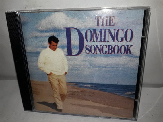 Cd Placido Domingo Songbook The Domingo