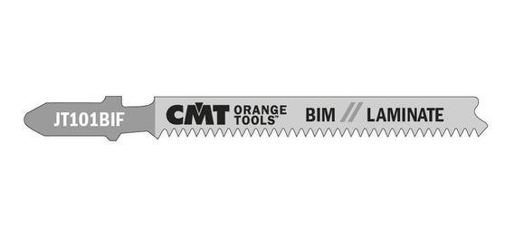Hoja Sierra Caladora Laminados Bimetal 15tpi Cmt Jt101bif-5