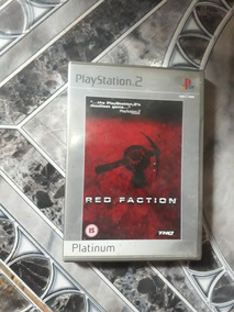 Red Faction Dvd Do Ps2