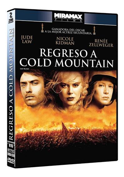 Regreso A Cold Mountain Nicole Kidman Pelicula Dvd