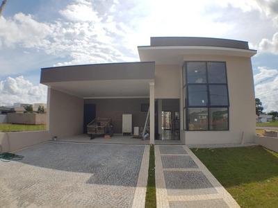 Linda Casa Condomínio De Paulinia - Ca1648