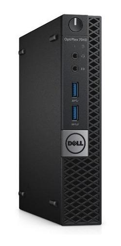 Cpu Dell Optiplex 7040sff Core I7 8gb Ddr4 Hd 500gb