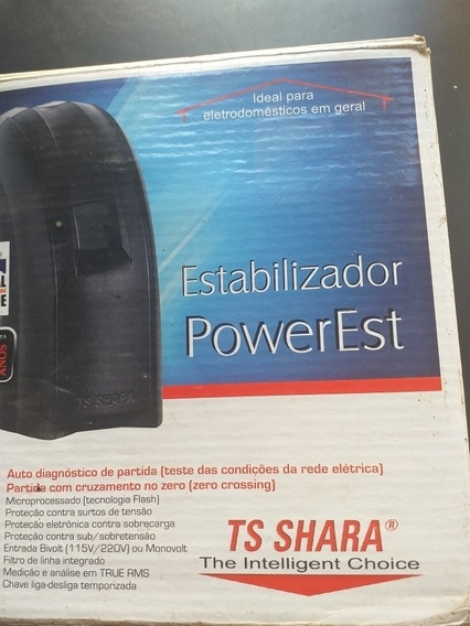 Estabilizador Powerest (115/220v) Ou Monovolt