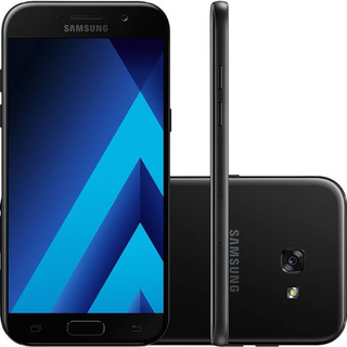 Samsung Galaxy A5 2017 A520f/ds 32gb Preto Original