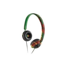 d52c488e7f8 Casa De Marley - Harambe En Auriculares - Verde / Rojo / Ama