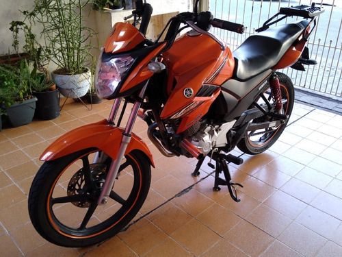 Imagem 1 de 9 de Yamaha Fazer 150cc Sed