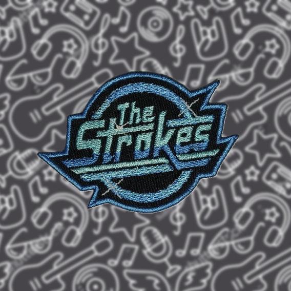 The Strokes - Parche Bordado - Bandas