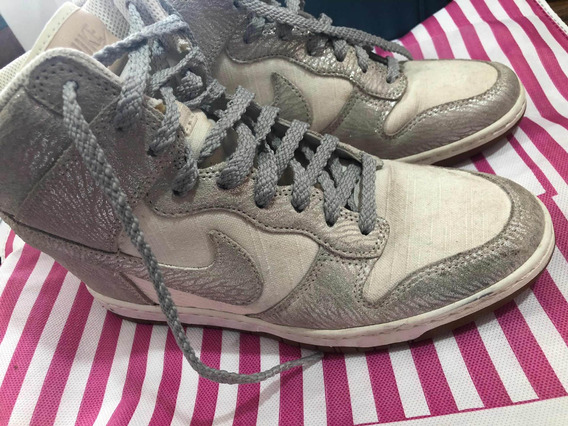 Zapatillas Con Altura Nike