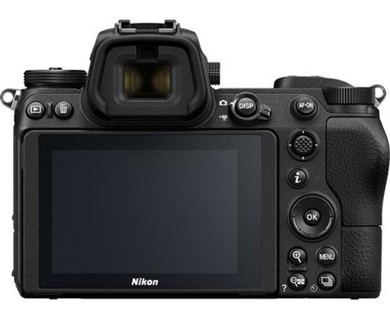 Nikon Z7 Mirrorless 4k 45.7mp + 24-70mm F/4 S