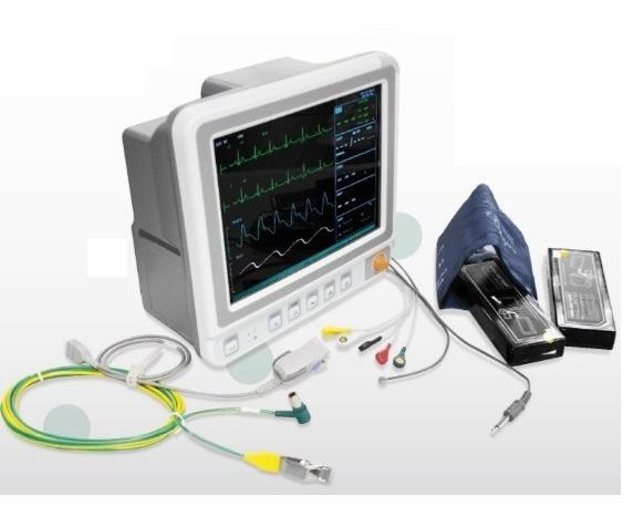 Monitor De Signos Vitales De Paciente 12 Pulgadas Xignal