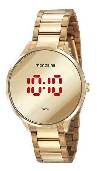 Relógio Mondaine Feminino 32060lpmvde1 Digital Lançamento
