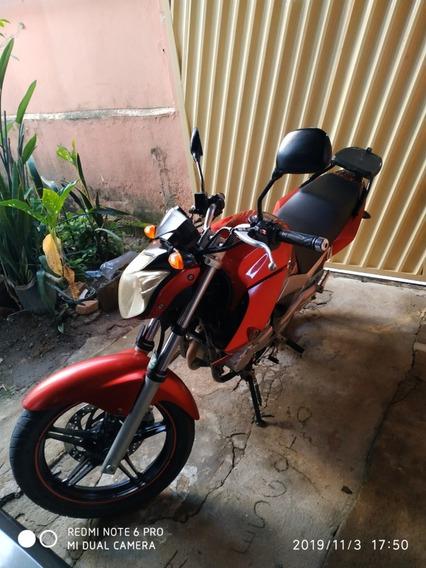 Yamaha Fazer 250 2010 - 2011