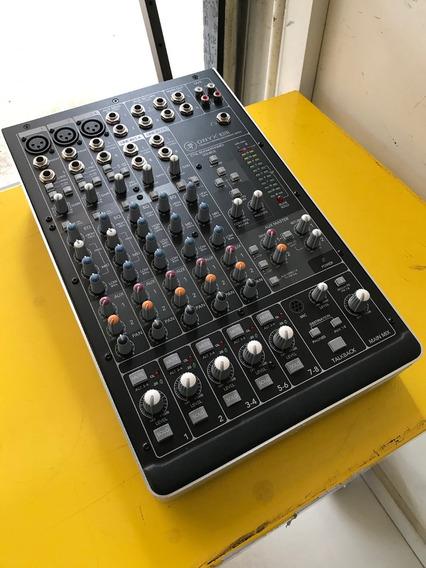Mesa Placa De Som Mackie Onyx 820i Interface Firewire