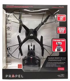 Quadrocopter-drone Propel-cloud-hd-2.0 / Pronta Entrega