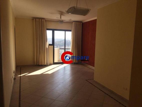 Apartamento Com 3 Dormitórios À Venda, 110 M² - Vila Galvão - Guarulhos/sp - Ap6197