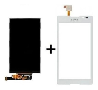 Display + Tela Touch Sony Xperia C C2304 2305 S39
