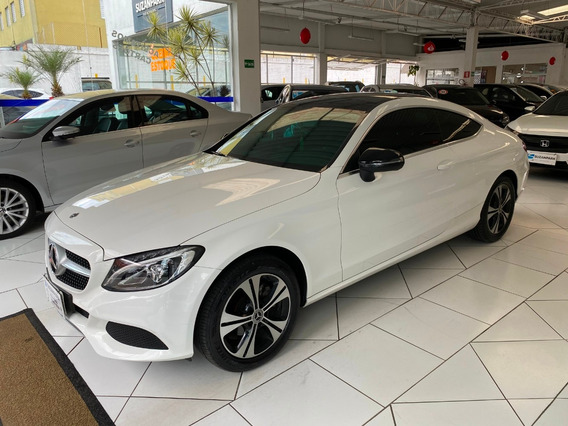 Mercedes C180 Coupé 1.6 Turbo 2018