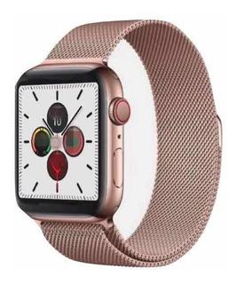 Smartwatch Iwo 12 40mm Dama iPhone Android Siri Garantia W55