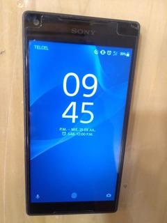 Sony Xperia Z5 Compact Con Detalle