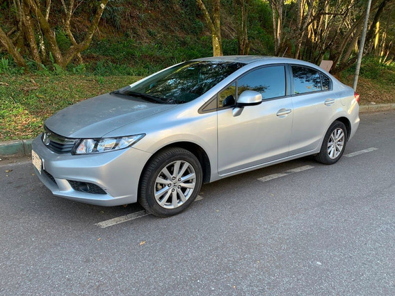 Honda Civic Lxs 1.8 - 2014/2015