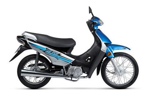 Motomel Blitz V8 110cc Base Cañuelas