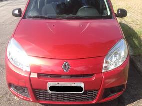 Renault Sandero 1.0 16v Authentique Hi-flex 5p Completo