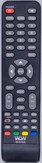 Kit 200un Ref W-016a - Controle Lcd Toshiba