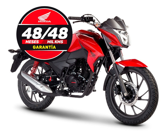 Moto Honda Cb125f Twister 125cc Unica Con Garantia 48 Meses